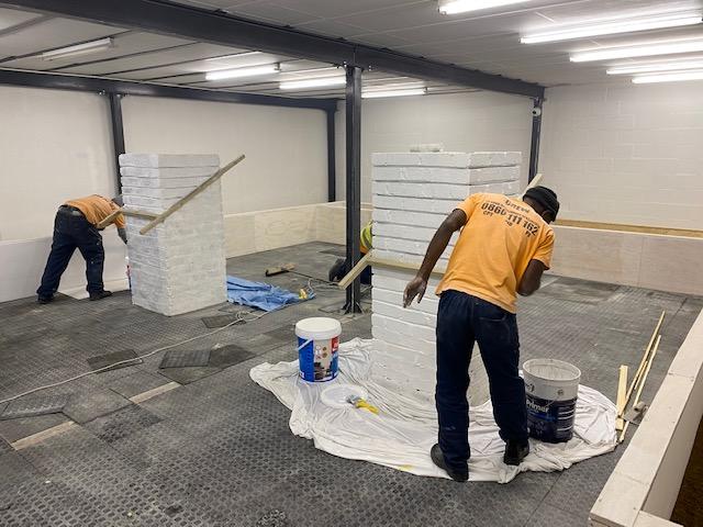 Building Maintenance & Repair