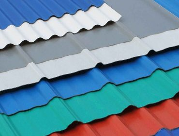 Roof Sheets - High Res